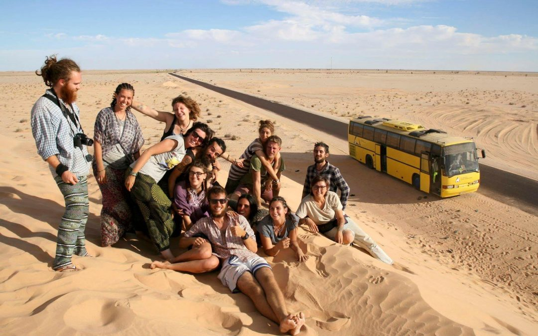 Entrevista: África en Autobús