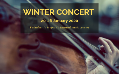 Winter Concert · January 2020