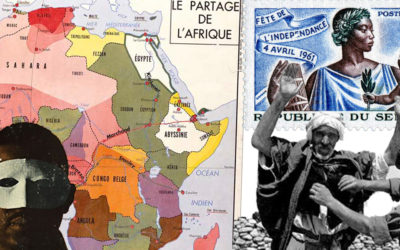 Course about French Colonialism