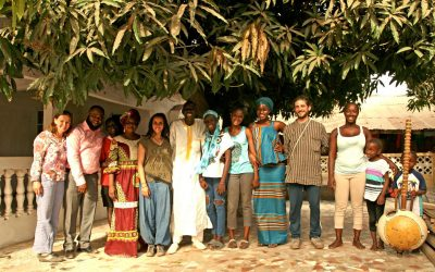 Meeting a modern mandinka griot
