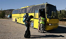 Another Kind of Education – travelling overland through Sahara in your own bus.