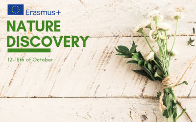 Erasmus + Nature Discovery and sustainable way of living